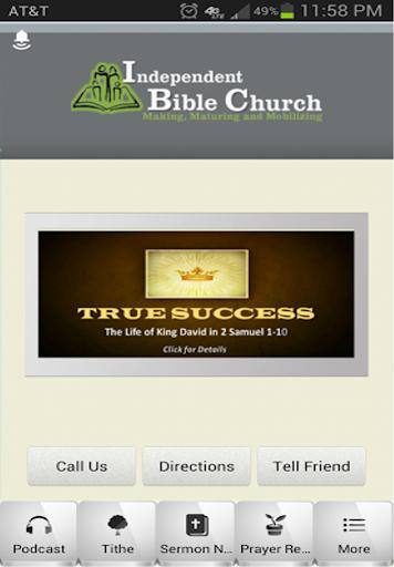 Independent Bible Church