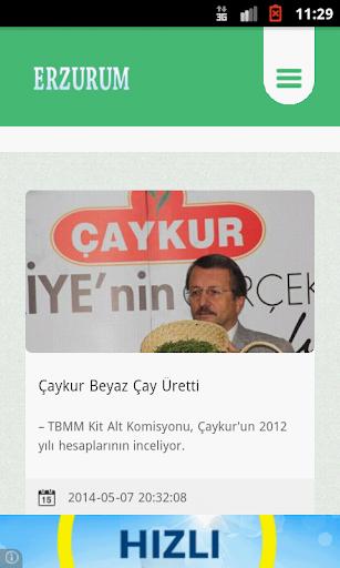 Erzurum Haber