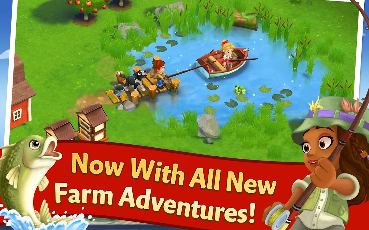FarmVille 2: Country Escape- screenshot