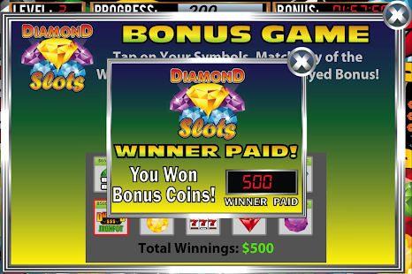 Diamond Slots Slot Machine- screenshot thumbnail
