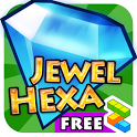 Jewel Hexa Free icon