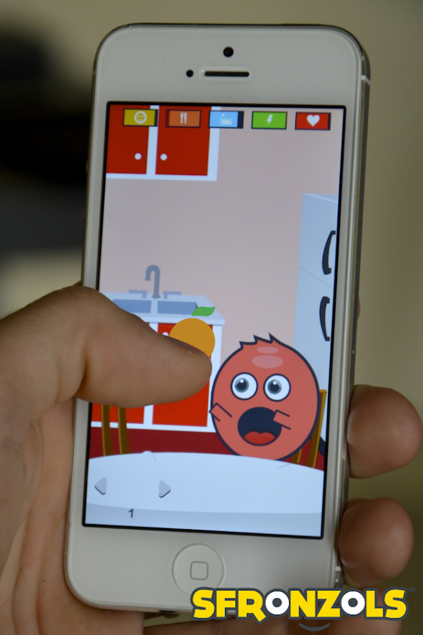 Sfronzols - Virtual Pet- screenshot