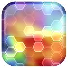HEX fondo animado icon