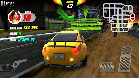 Taxi Drift 1.0 screenshot 43666
