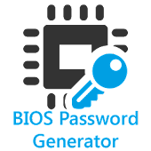 BIOS Password Generator