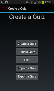 CAQ (Create a Quiz/Test Maker)- screenshot thumbnail