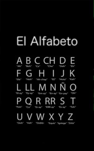 Spanish Alphabet Pro