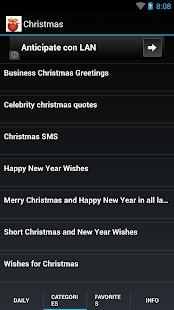 Christmas & New Year Greetings- screenshot thumbnail