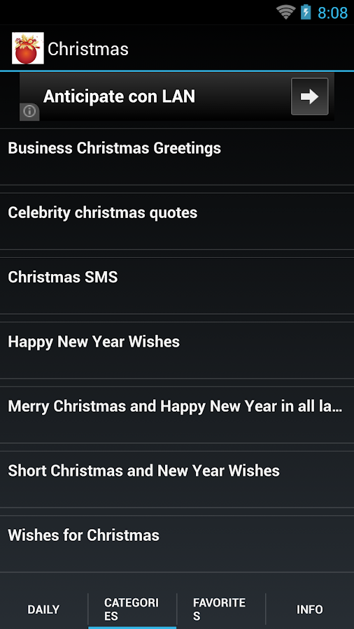 Christmas & New Year Greetings- screenshot