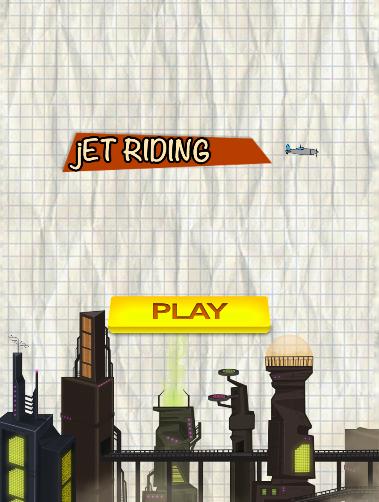Flappy Jet Riding