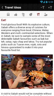 Go Sabah - screenshot