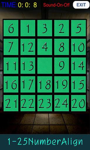 NumberAlignment25