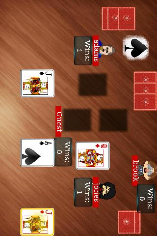 Euchre Free - screenshot