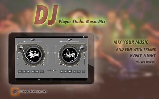 DJ Player Studio - Music Mix