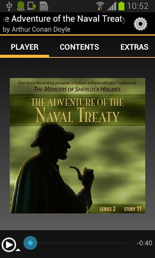 Adventure of the Naval Treaty
