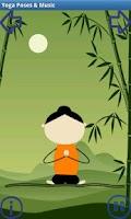 Screenshot of Yoga Poses & Music