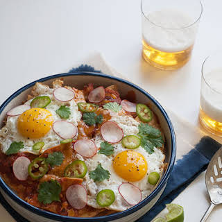Chilaquiles.