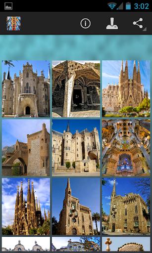 Gaudi Buildings Wallpapers