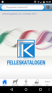 Felleskatalogen Helsepersonell- screenshot thumbnail