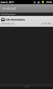Life Reminders (Donate) - screenshot thumbnail