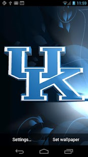 Kentucky Wildcats Pix & Tone - screenshot thumbnail