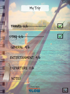 Holiday Checklist screenshot 11