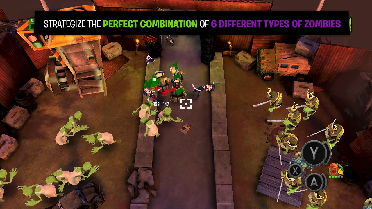 Zombie Tycoon 2- screenshot