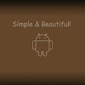 Simple & Beautiful Wallpaper! icon