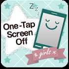 One-Tap ScreenOff Widget girls icon