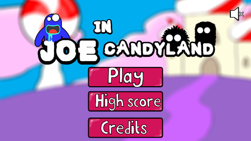 Joe in Candyland
