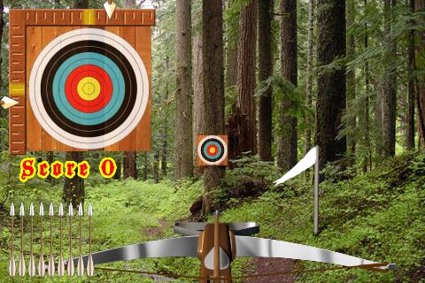 Crossbow Shooting - screenshot