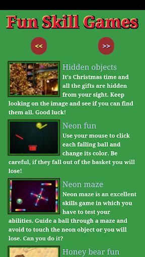 Fun Skill Games