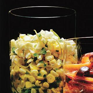 Lemon-Lime, Corn, and Jalapeño Relish