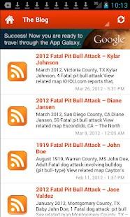 US Fatal Pit Bull Attacks- screenshot thumbnail