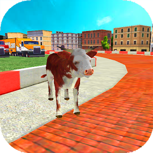 Animal Racing : Cow for PC and MAC