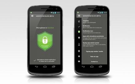Mic Block - Anti spy & malware Screenshot 28