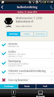 Screenshot of Alm. Brand Forsikring