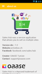 Sales Hub screenshot 3