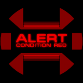 ST: Red Alert Wallpaper