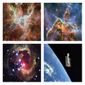 Hubble Space Live Wallpaper logo