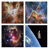 Hubble Space Live Wallpaper