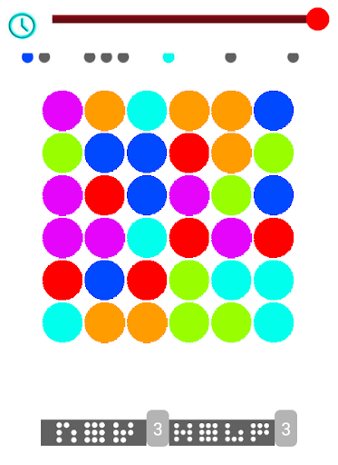 DOTTY a game about DOTS