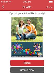 Alive Studio Augmented Reality - screenshot thumbnail