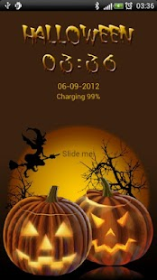How to install Halloween 2 GO Locker theme 1.01 unlimited apk for android
