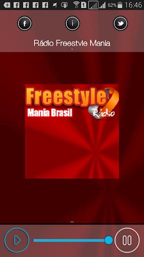 Rádio Freestyle Mania BR
