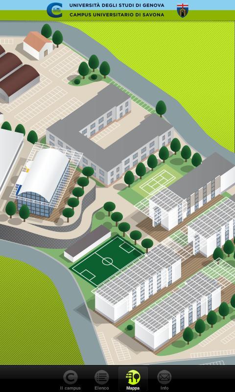 Campus Universitario Savona- screenshot