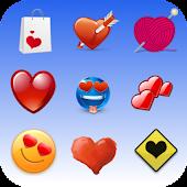 Love Emoticons