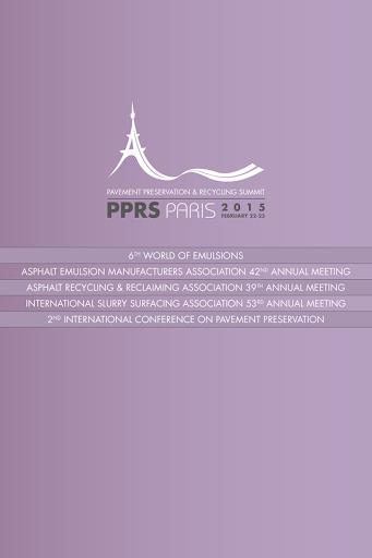 PPRS 2015