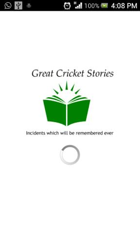 Great Cricket Stories ICC