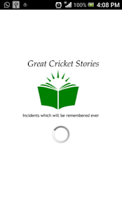 Great Cricket Stories ICC screenshot